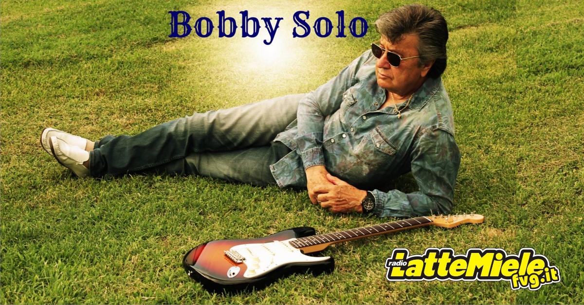 L'interrogatorio a Bobby Solo
