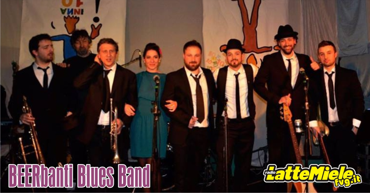 Virtual Village con i BEERbanti Blues Band