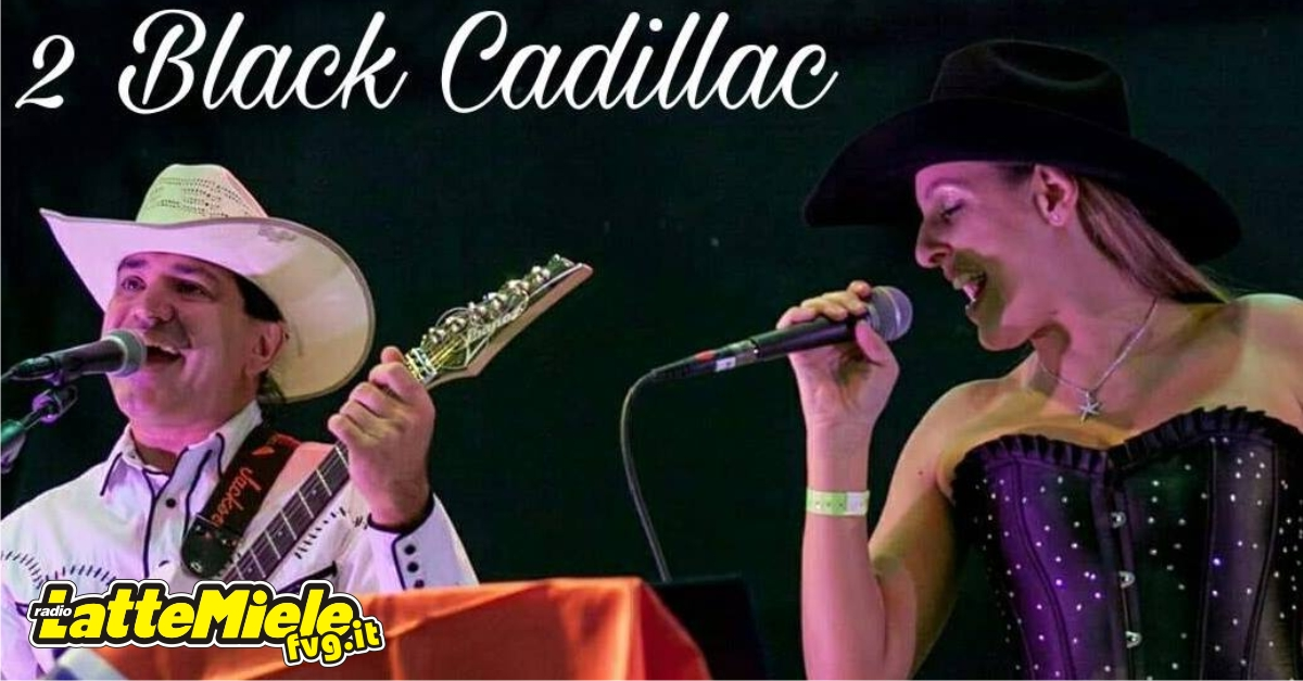 Virtual Village con i 2 Black Cadillac