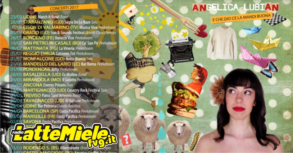 Virtual Village con Angelica Lubian