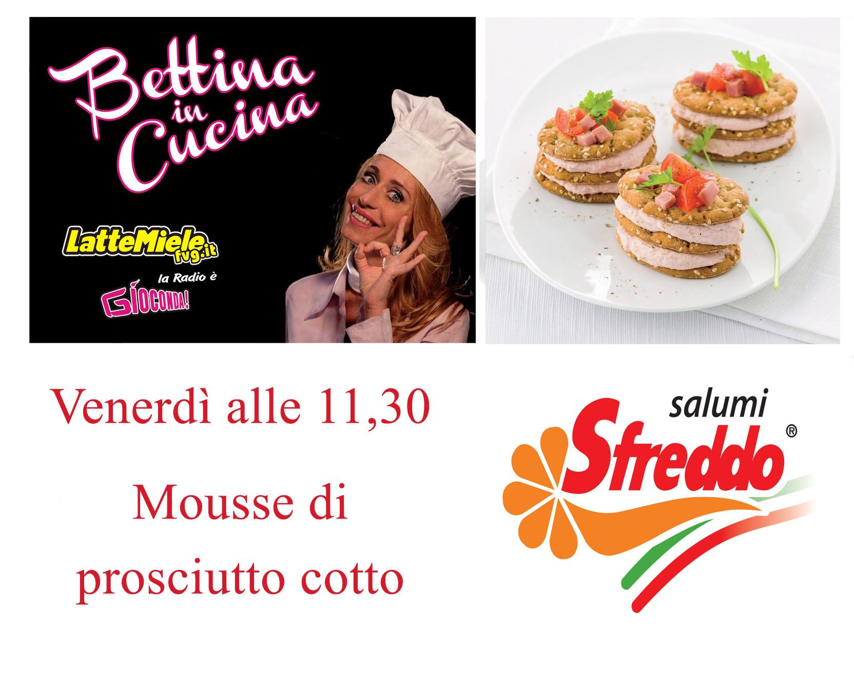 Bettina in Cucina con la Salumeria Sfreddo
