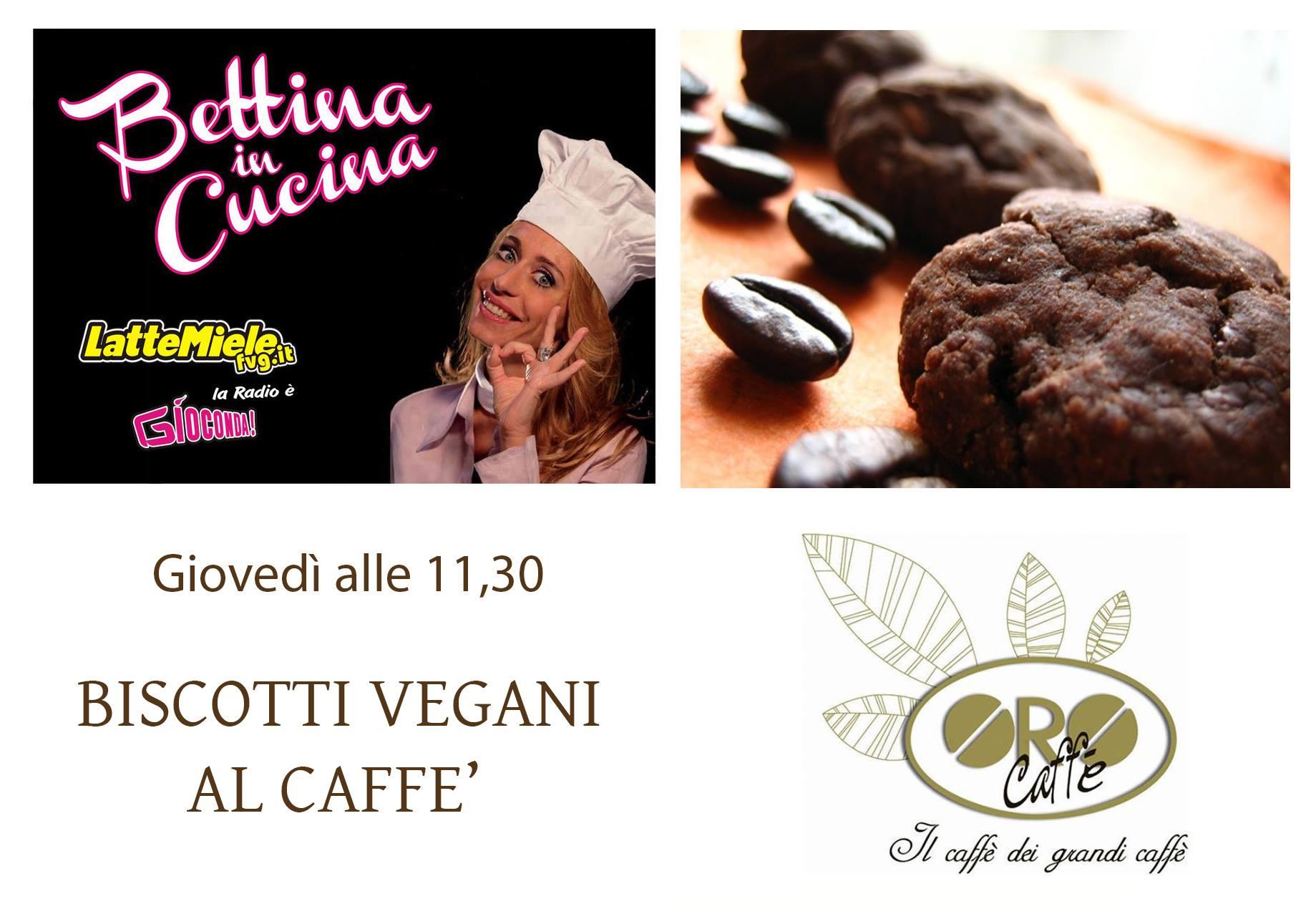 Bettina in Cucina con Oro Caffè