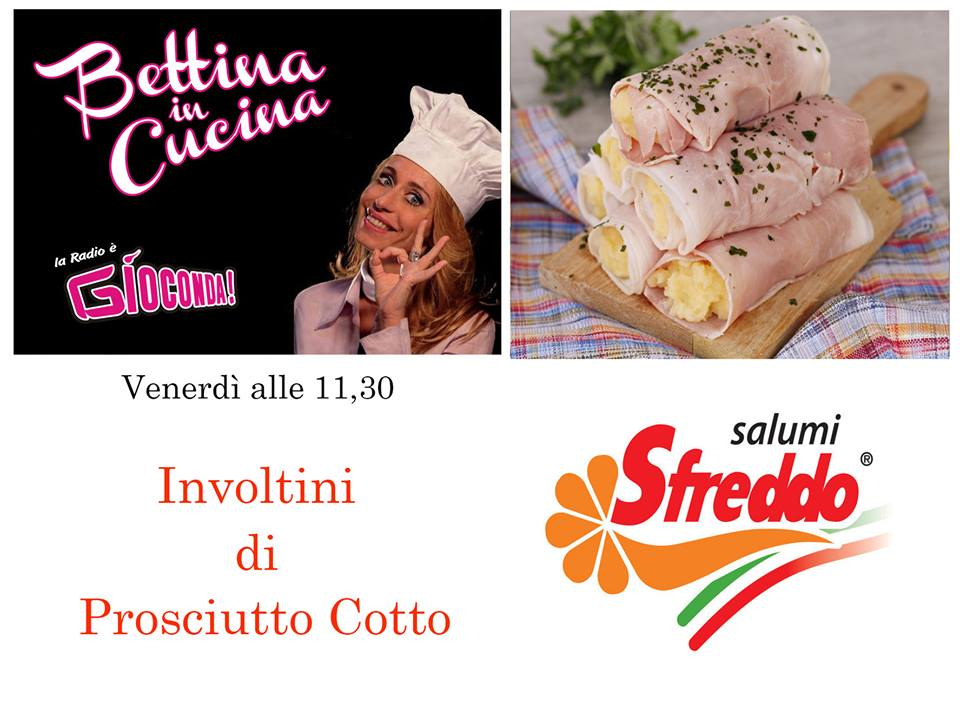 Bettina in Cucina con il Salumificio Sfreddo
