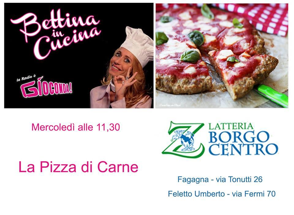 Bettina in Cucina con la Latteria Borgo Centro Fagagna