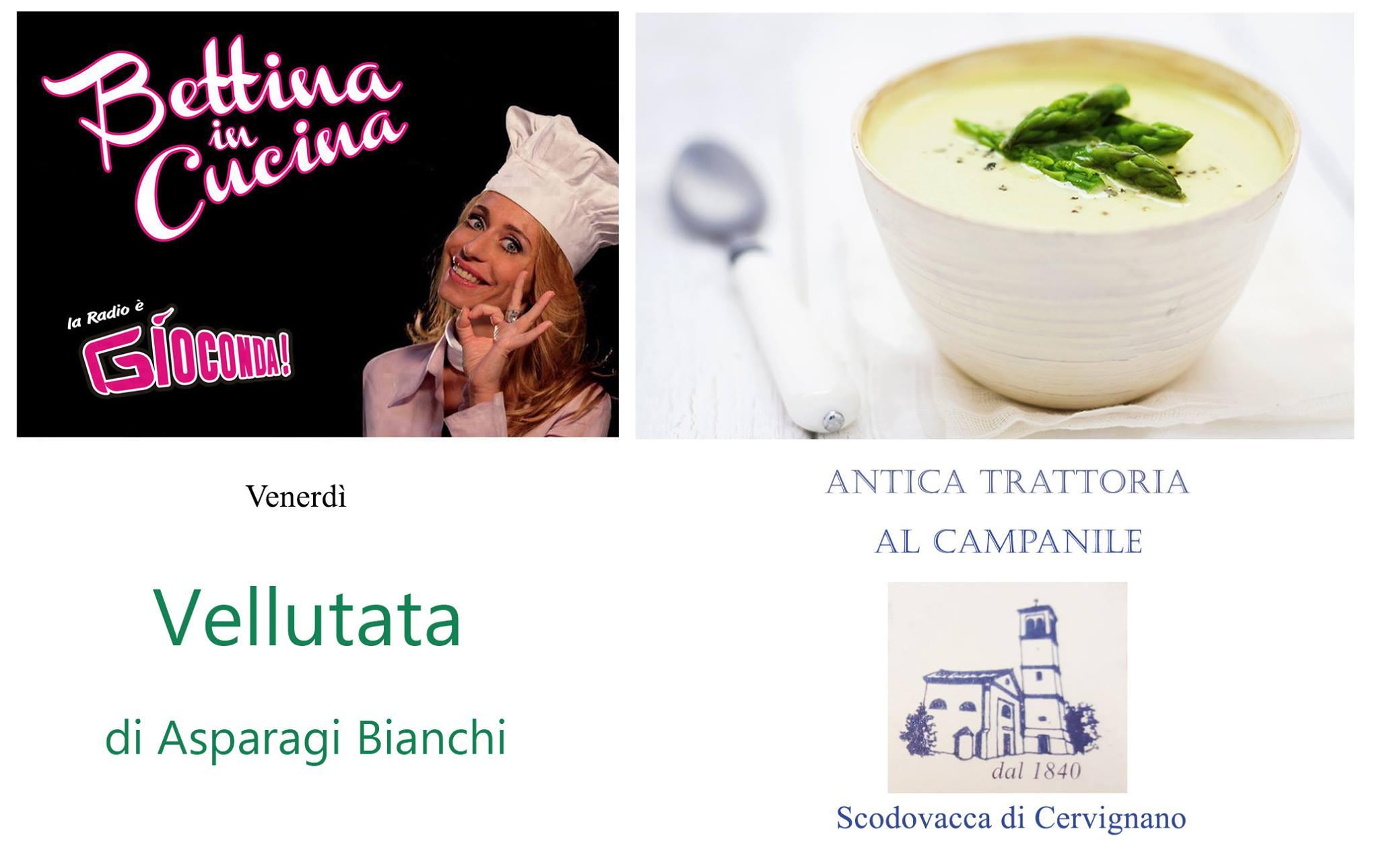 Bettina in Cucina con Al Campanile