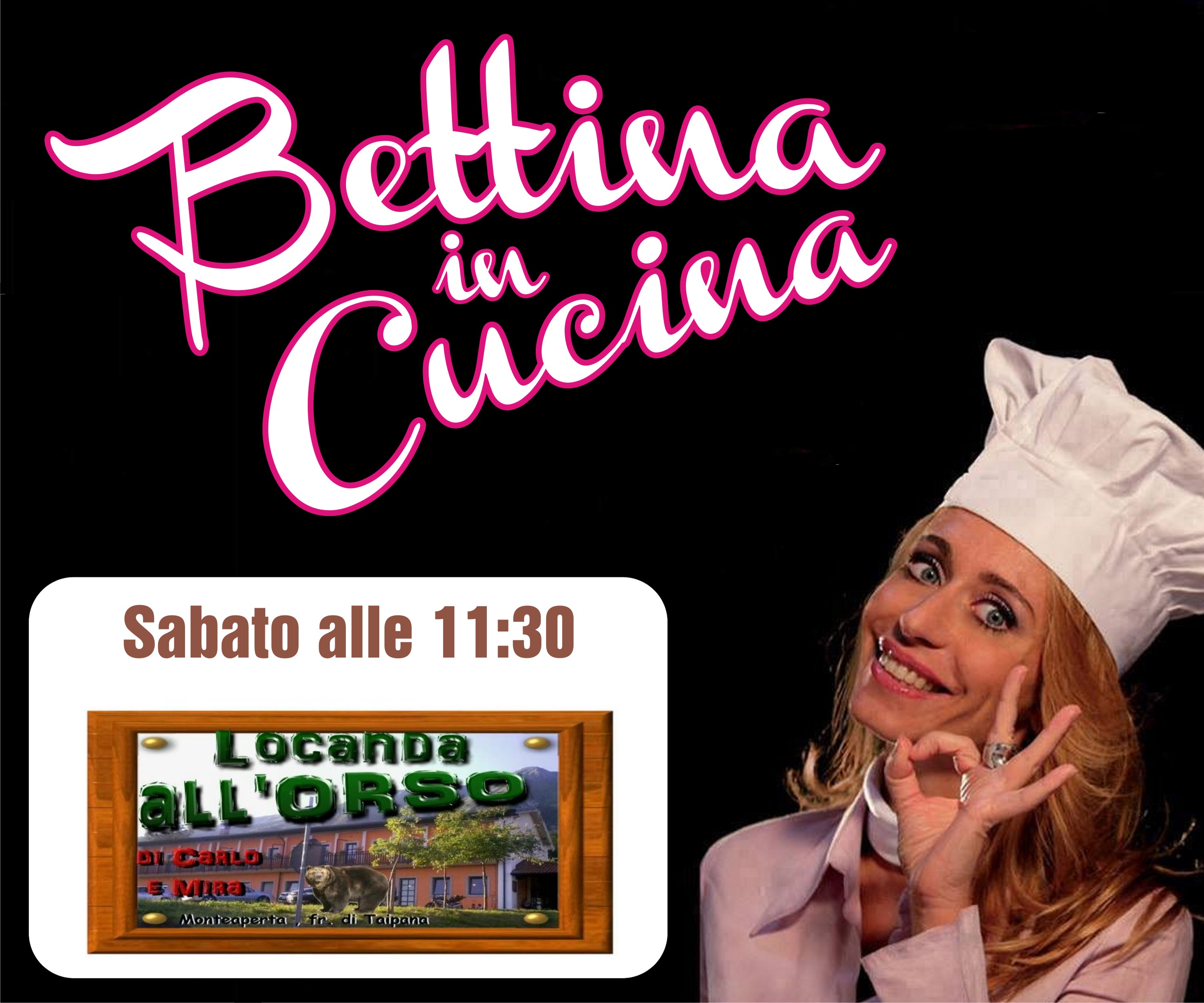 Bettina in Cucina con la Locanda all'Orso