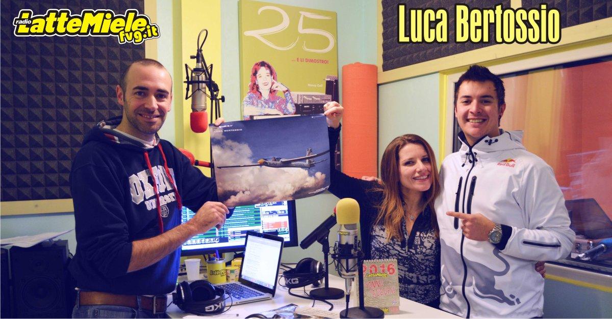 ChiBenComincia con Luca Bertossio
