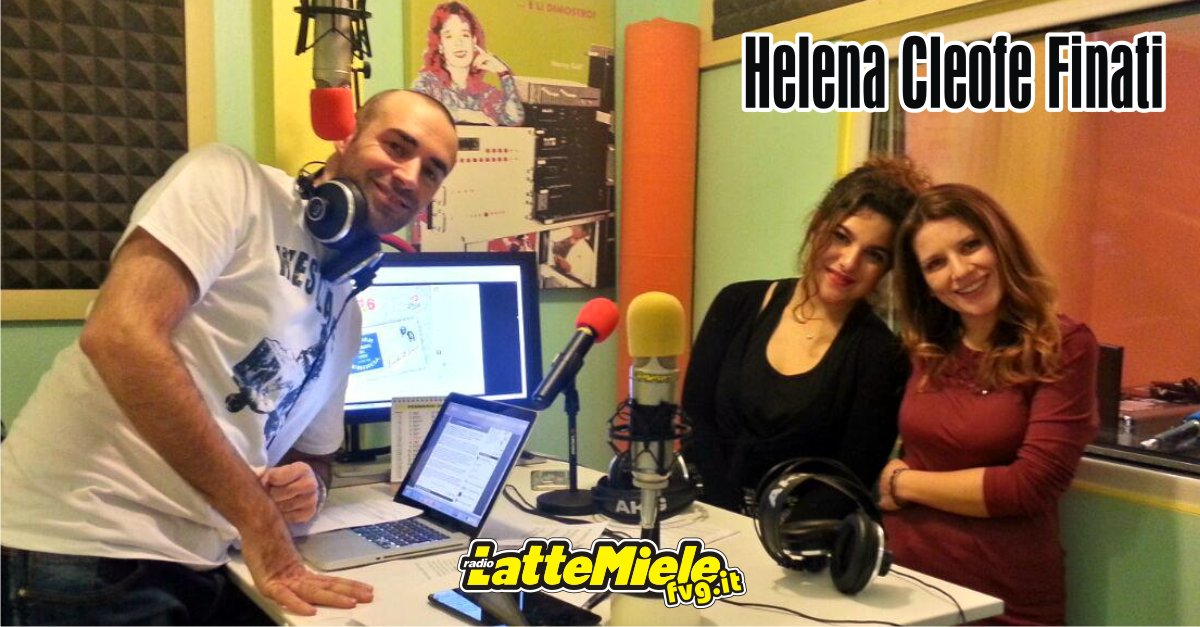 ChiBenComincia con Helena Cleofe Finati