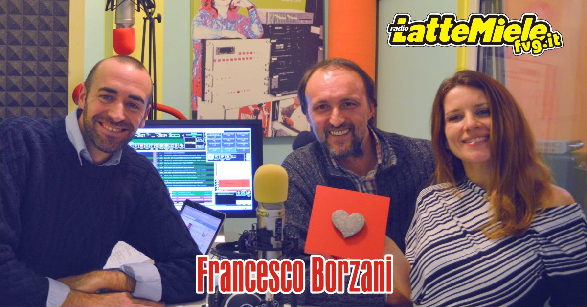 ChiBenComincia con Francesco Borzani