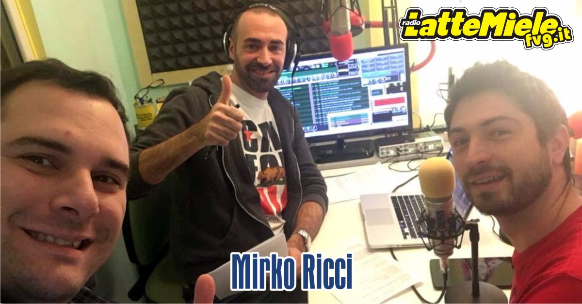 ChiBenComincia con Mirko Ricci