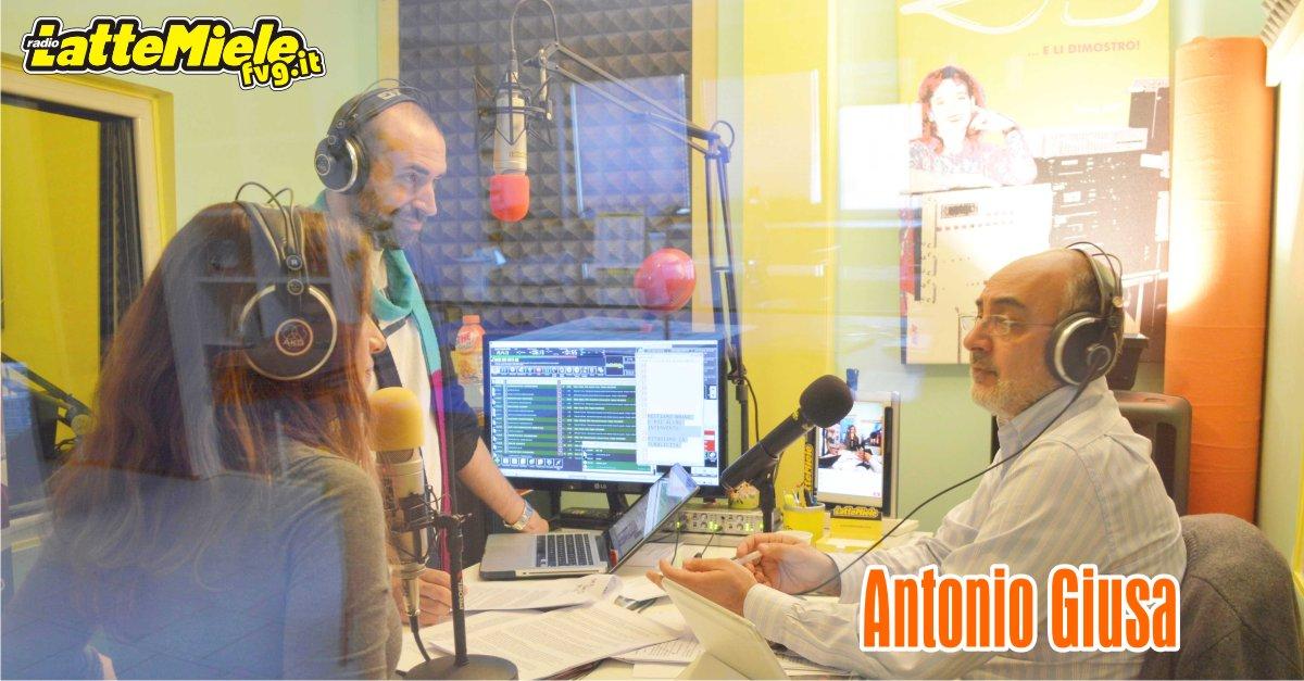 ChiBenComincia con Antonio Giusa