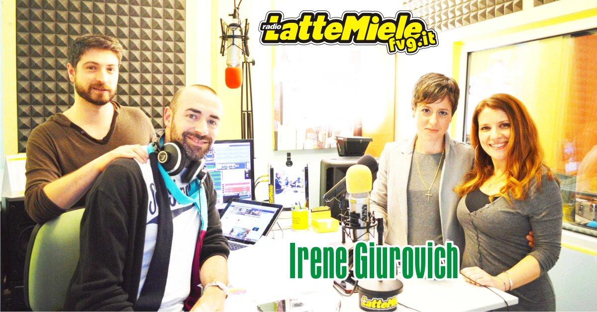 ChiBenComincia con Irene Giurovich
