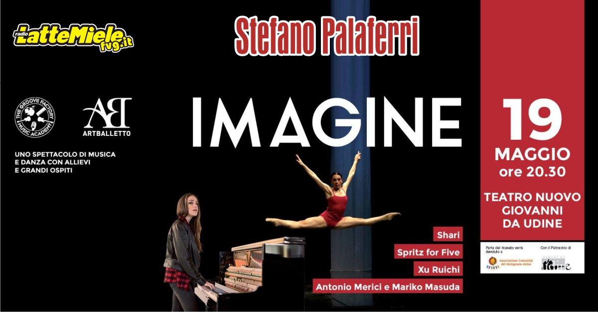 ChiBenComincia con Stefano Palaferri