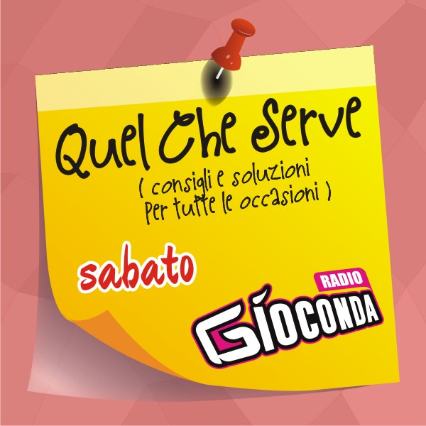 Quel Che Serve Sabato
