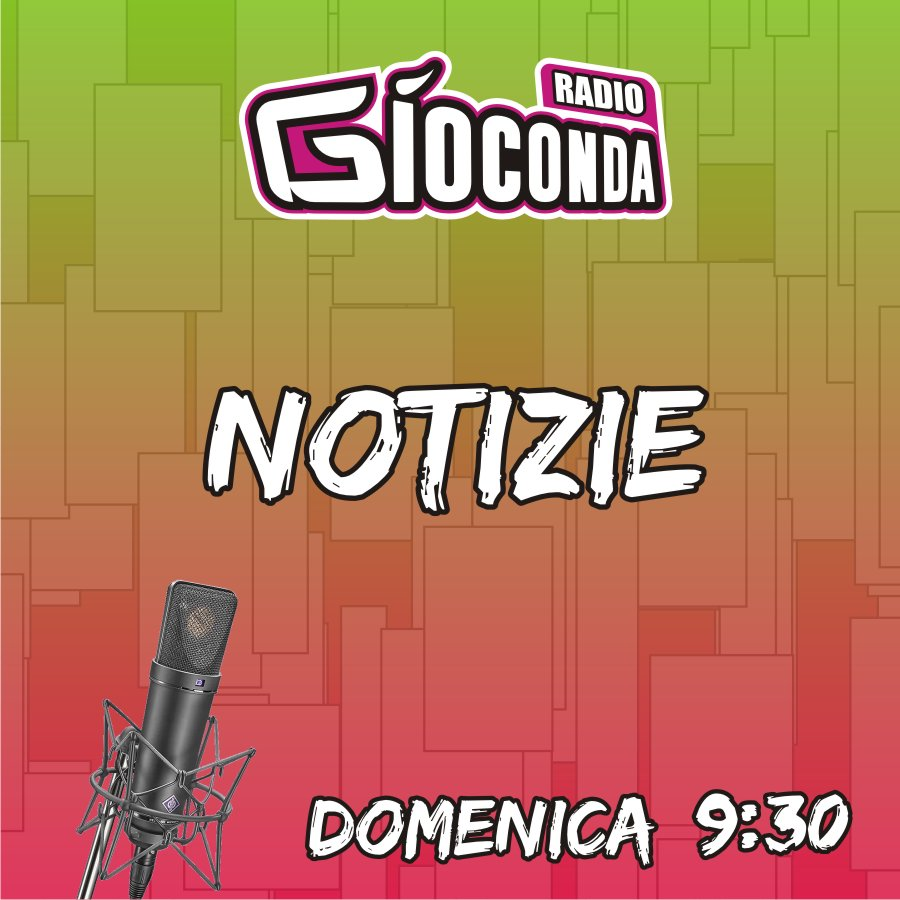 Radio Gioconda Notizie Domenica