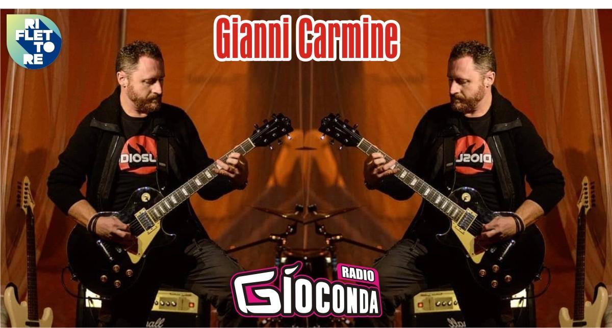 Riflettore con Gianni Carmine