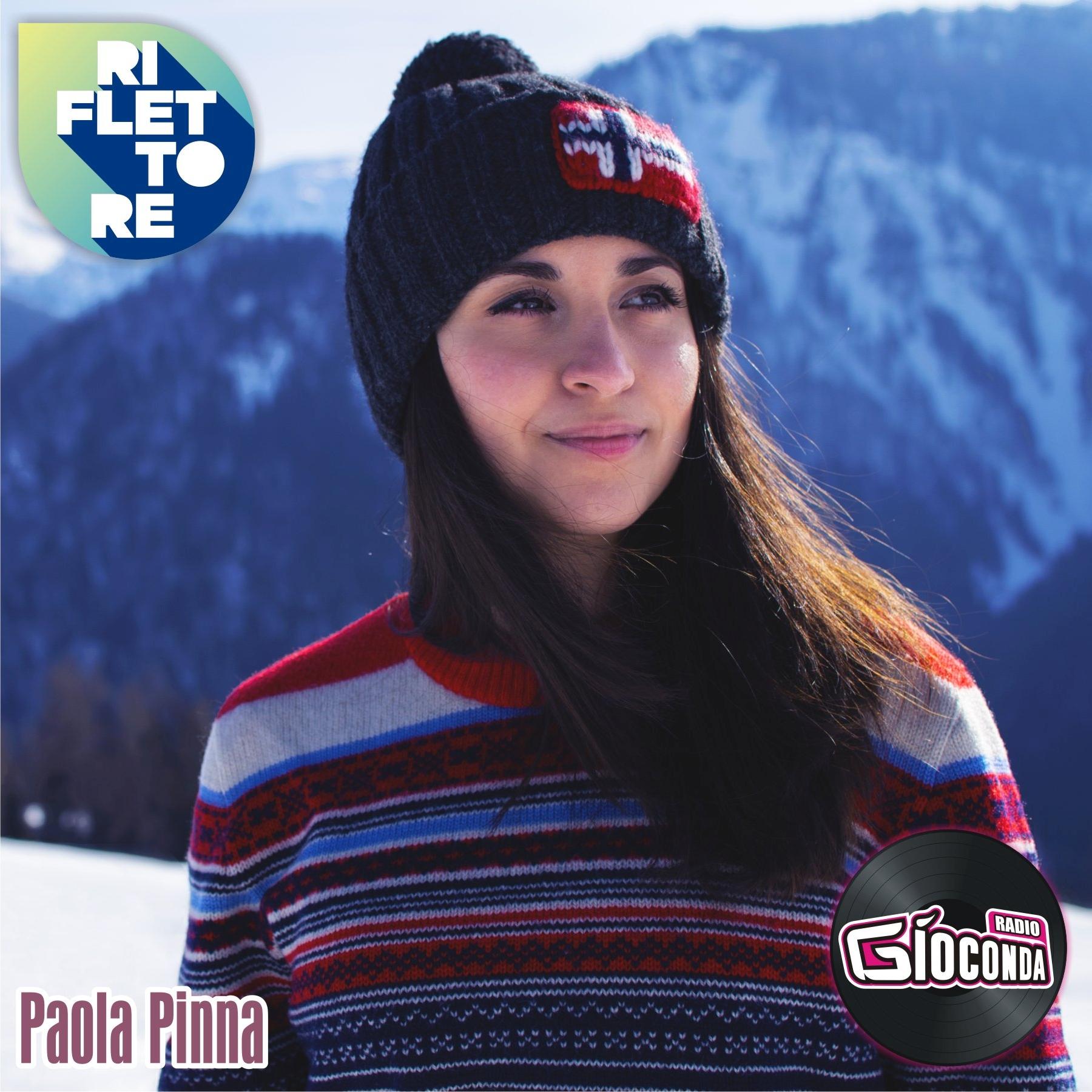 Riflettore con la cantautrice Paola Pinna