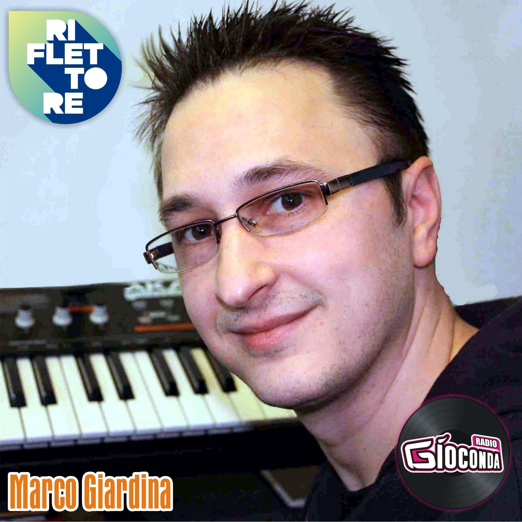 Riflettore con il compositore, produttore e sound designer Marco Giardina