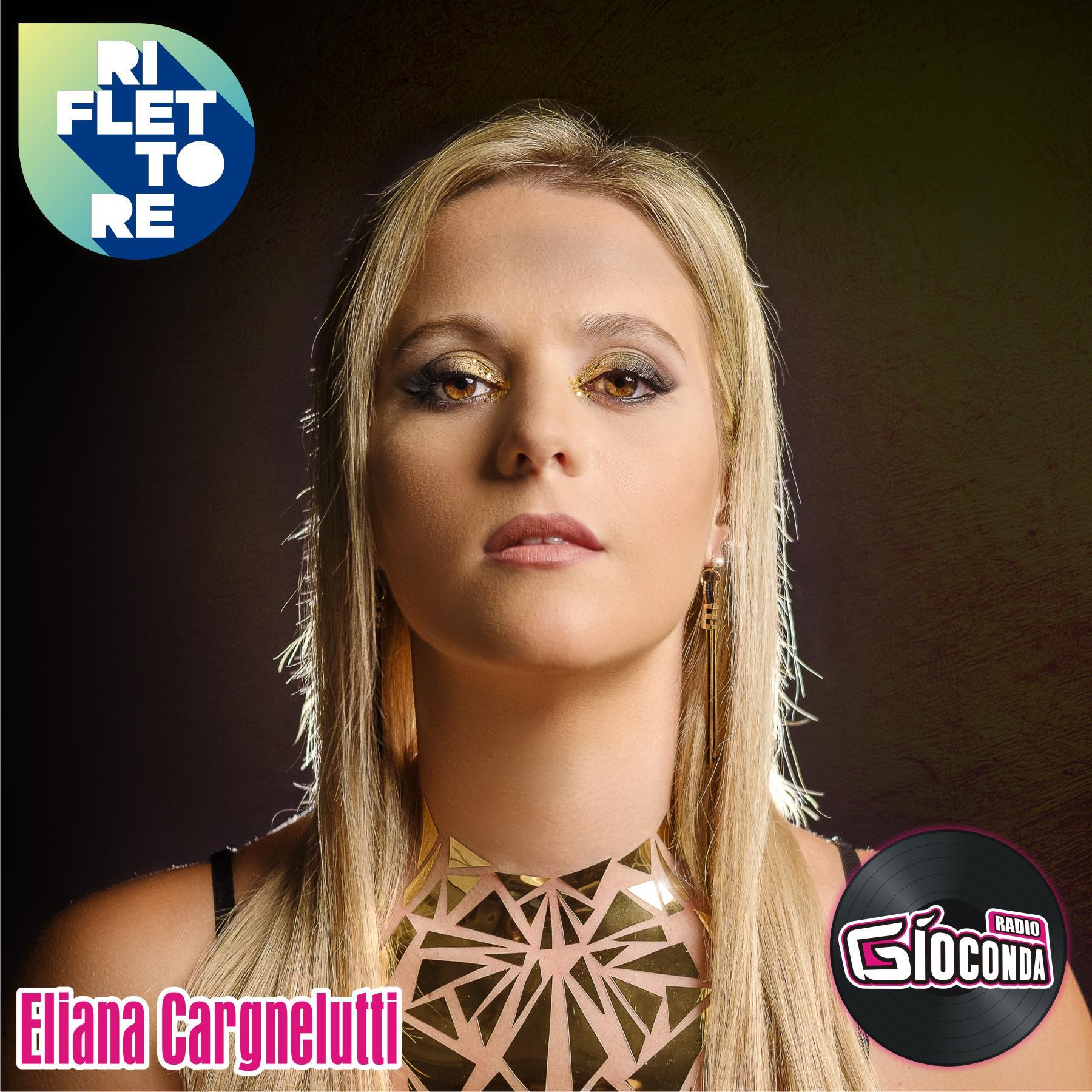 Riflettore con la chitarrista Eliana Cargnelutti