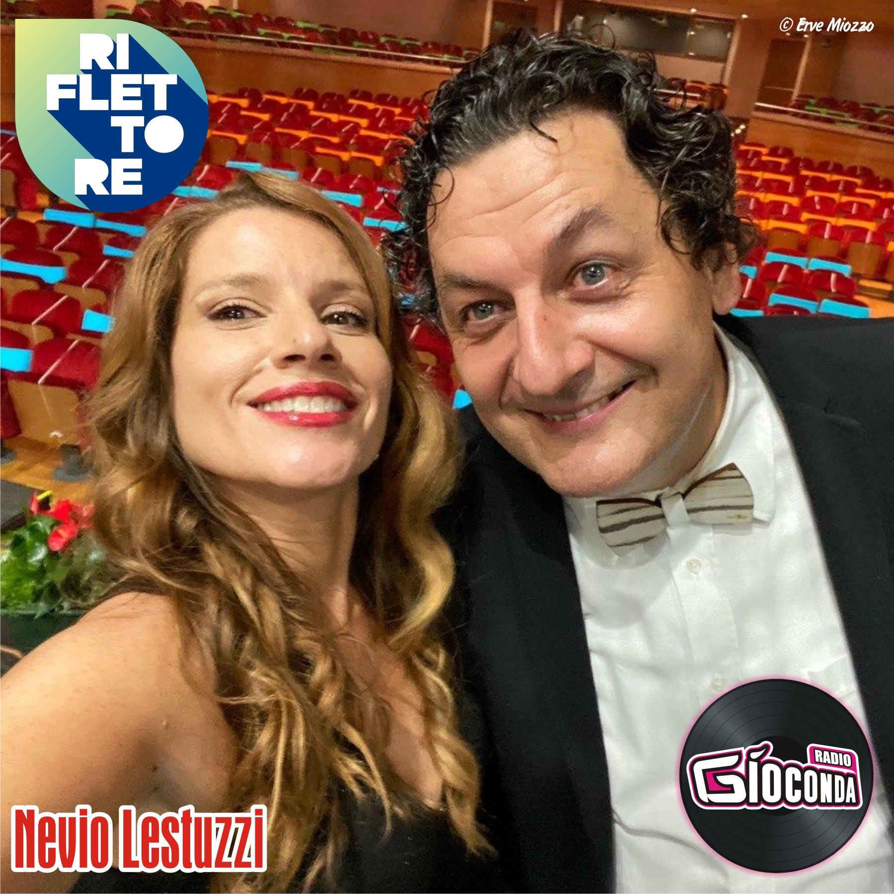 Riflettore con Nevio Lestuzzi, direttore artistico di Percoto Canta